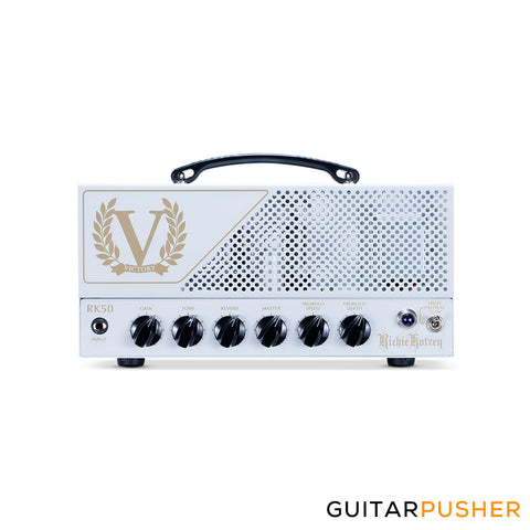 Victory Amps RK50 Richie Kotzen All-Tube 50-Watt Signature Amplifier Head