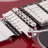Vintage VS63 Reissued 3-Pickup Vibrola Tailpiece SG