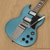 Vintage VS6 Reissued SG Electric Guitar with Vibrola - GuitarPusher