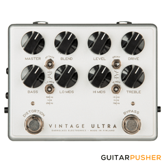 Darkglass Vintage Ultra V2 Bass Preamp Pedal - GuitarPusher