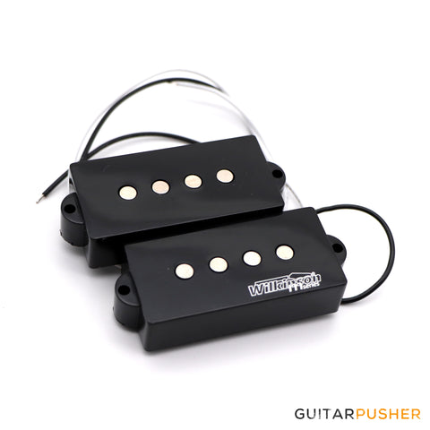 "Wilkinson m Series ""Vari-Gauss"" Ceramic 4-String P-Bass Pickup"