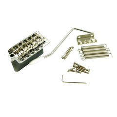 Wilkinson 5+1 Hole Tremolo with Steel Block for Strat - GuitarPusher