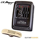 L.R. Baggs Anthem Stage PRO Acoustic Guitar Dual Mic/Piezo Pickup System - GuitarPusher