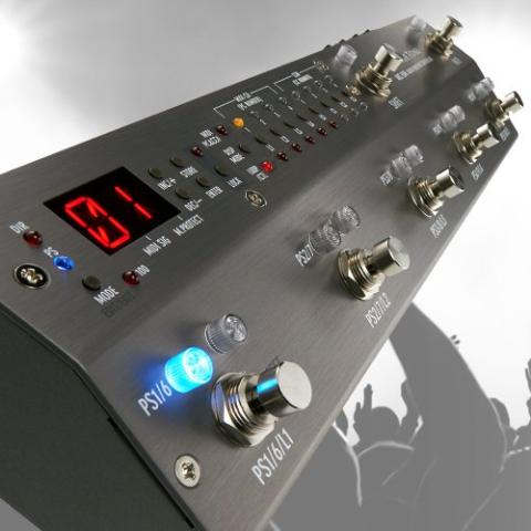 Free The Tone ARC-53M Audio Routing Controller