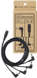 Free The Tone 4 Way DC Power Splitter Cable