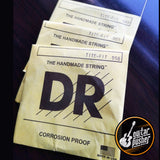 DR String Thick Wound Singles - Electric Guitar - GuitarPusher