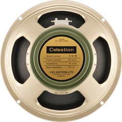 "Celestion G12M Greenback 25-Watt 12"" Guitar Speaker Made in UK - GuitarPusher"