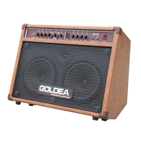 Goldea AG-30 Acoustic Guitar Amp