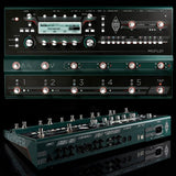 Kemper Profiler Stage Floor Board Integrated Effects System - GuitarPusher