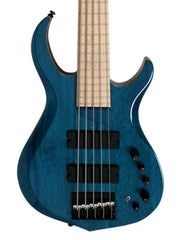 Sire M2 5-String Bass (2nd Gen) with Premium Gig Bag