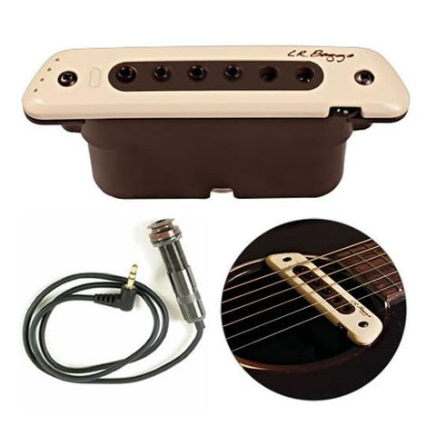 L.R. Baggs M80 Acoustic Guitar Soundhole Pickup System - GuitarPusher