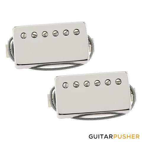 Bareknuckle Mule Humbucker Calibrated Pickup Set - 2 Conductor Unpotted