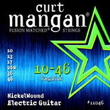 Curt Mangan Fusion Matched Nickel Wound String Set