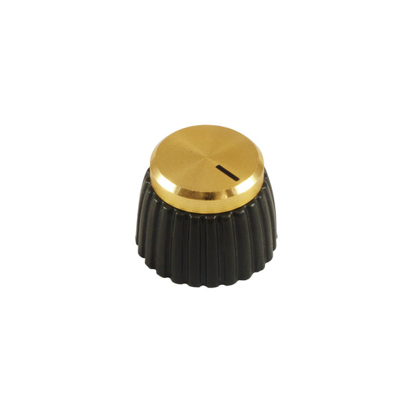 Marshall Original Replacement Knob Gold Cap, Push On - pc