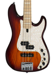 Sire P7 Swamp Ash 4-String (2nd gen) Bass Guitar with Premium Gig Bag