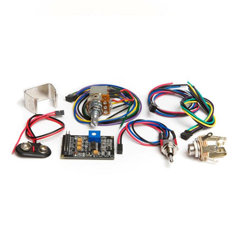 Graphtech Ghost Acousti-Phonic Preamp Kit PK-0240-00