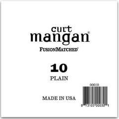Curt Mangan Plain Ball End Single String for Acoustic & Electric Guitar