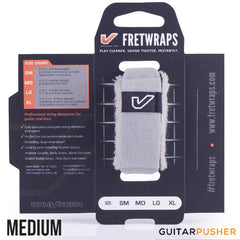 Gruv Gear FretWraps String Muters (1-Pack) HD 'Stone' White