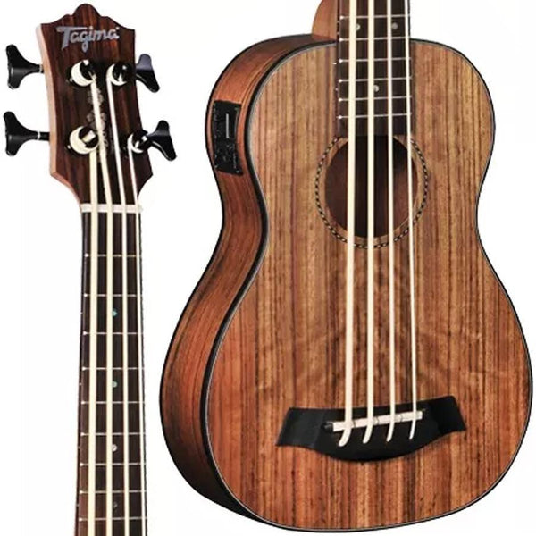 Tagima U-Bass 30KB Ukulele Bass with Pickup Aquila Strings