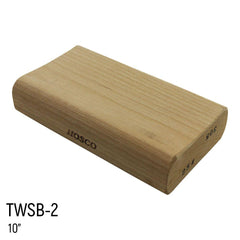 Hosco TWSB-1 2-Way Sanding Block for Radius Fretboard Sanding - GuitarPusher