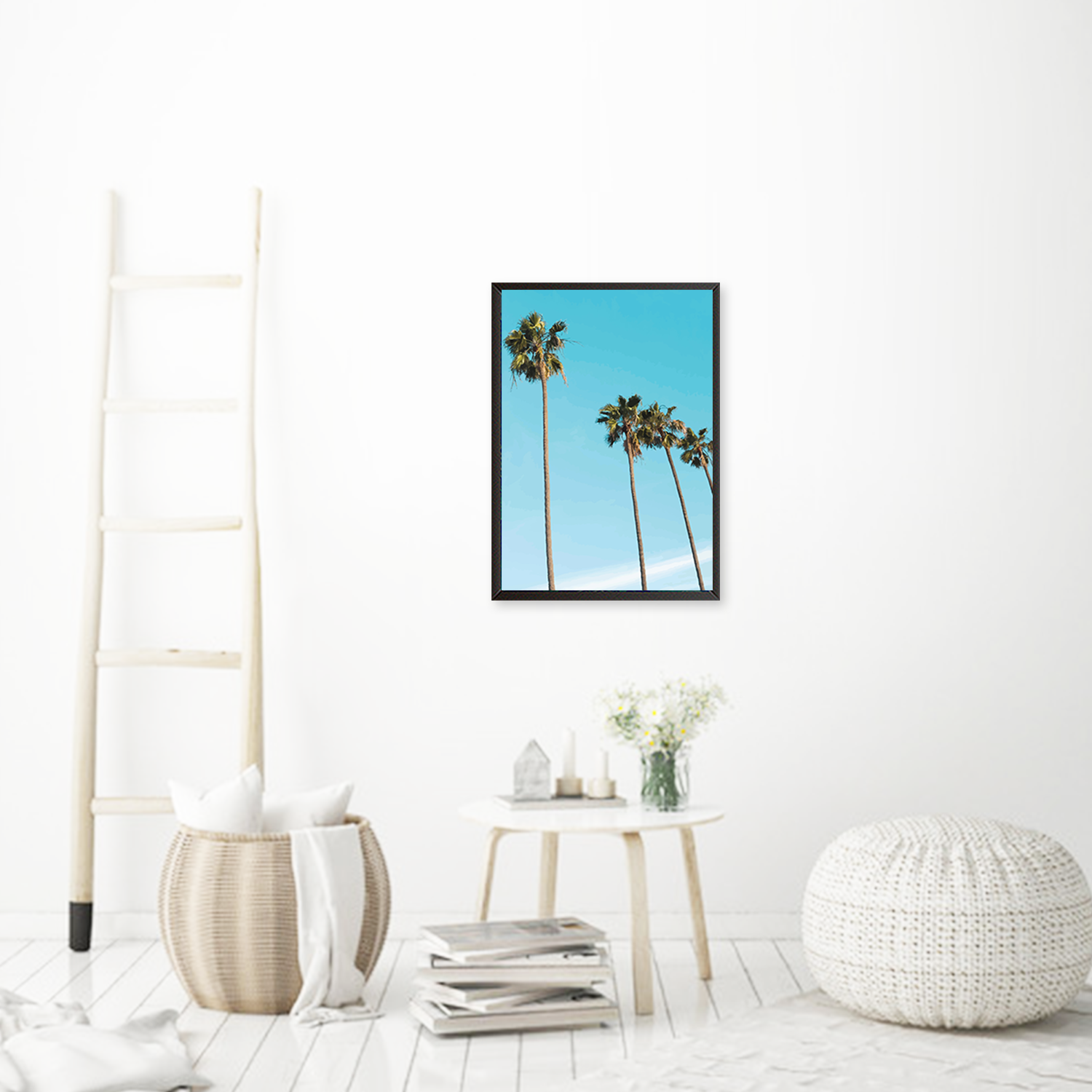 Beach Palms Tree