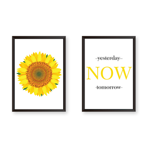 NOW - Set of 2 Frames