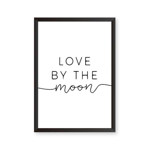 Love By the Moon Quote