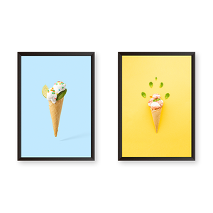 Cone Ice cream Art