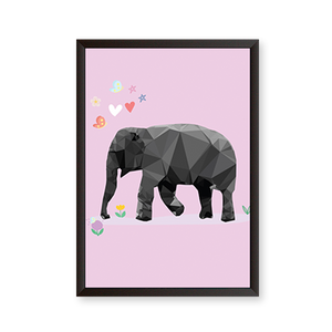 Polygon Kids Elephant