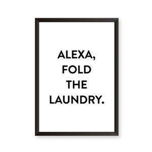 Alexa Fold The Laundry - urban-karigars