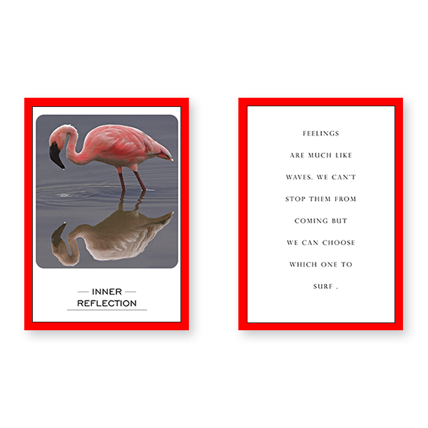 Feelings Are Like Waves - Set of 2 Frames - urban-karigars