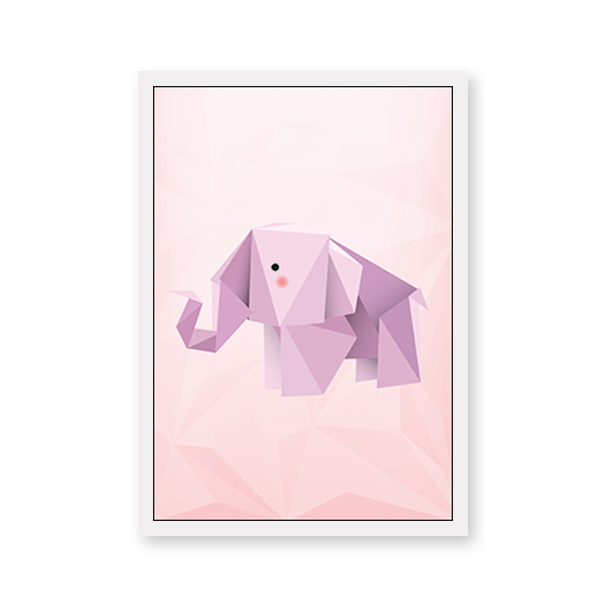 Baby Polygon Elephant