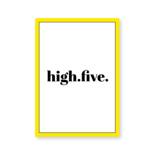 High Five - urban-karigars