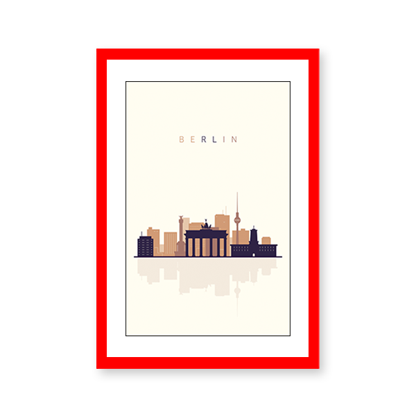 Berlin Illustration - urban-karigars