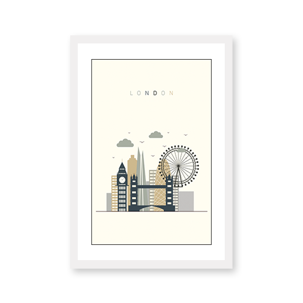 London Illustration - urban-karigars