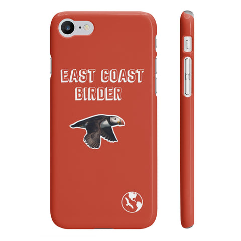 East Coast Birder iPhone 7 Case