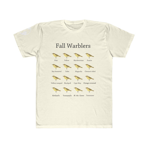 Identical Fall Warblers - Adult Tee