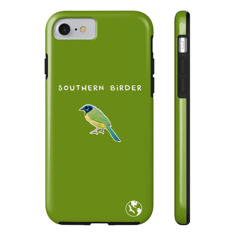 Southern Birder - Tough iPhone 7 Case