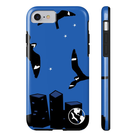 Nighthawks  - Tough iPhone 7 Case