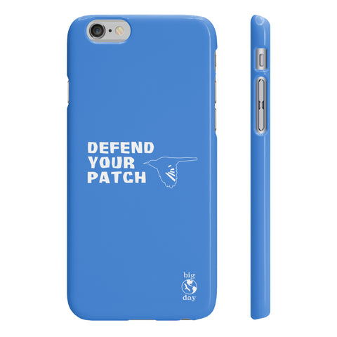 DEFEND YOUR PATCH - iPhone 6/6s Case