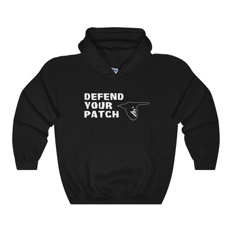 DEFEND YOUR PATCH - Heavy Blended Sweatshirt