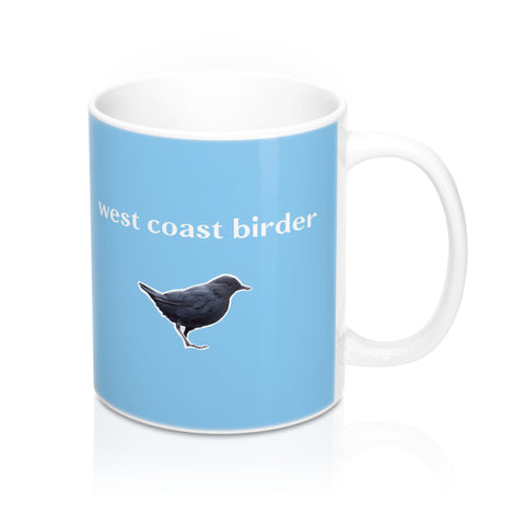 West Coast Birder - Mug