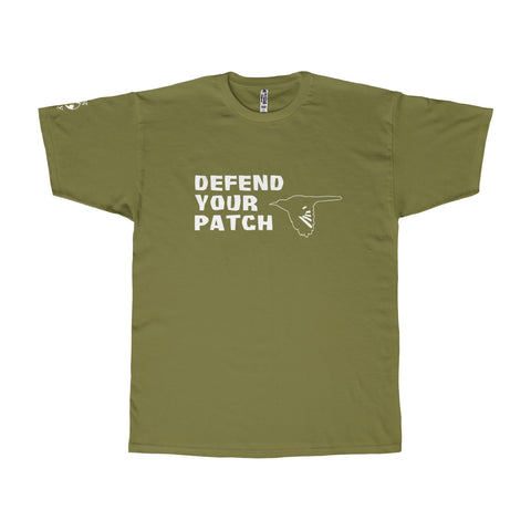 DEFEND YOUR PATCH - Adult Tee
