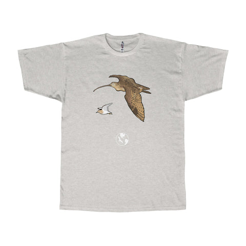 Greater/Lesser - Shorebirds - Unisex Tee