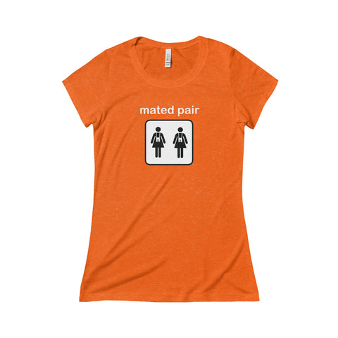 Mated Pair LGBT - Women's Tee