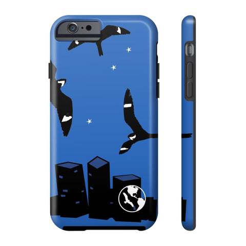 Nighthawks - Tough Iphone 6/6s case