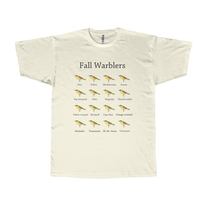 Identical Fall Warblers - Unisex Tee