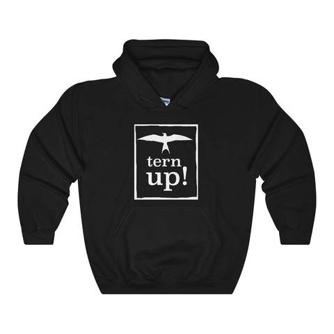 Tern Up! - Hooded Sweatshirt