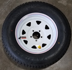 545WS15R6 TIRE & WHEEL COMBO