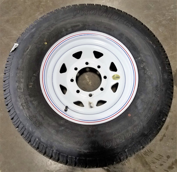 865WS16R10 TIRE & WHEEL COMBO